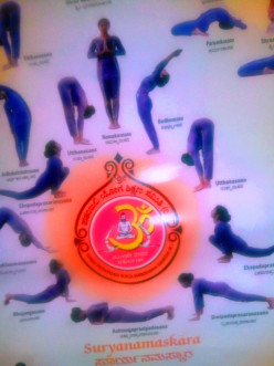 Amazing Benefits of Surya Namaskara