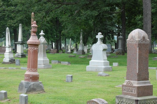 Catholic Cemetery Association, Fort Wayne, IN