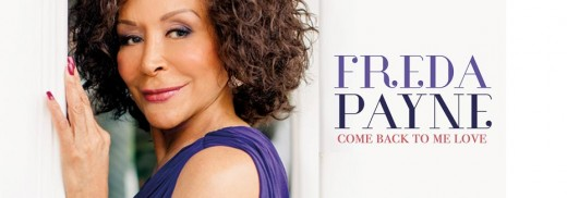 One of the highlights for Freda came when she interviewed legendary songstress, Freda Payne.