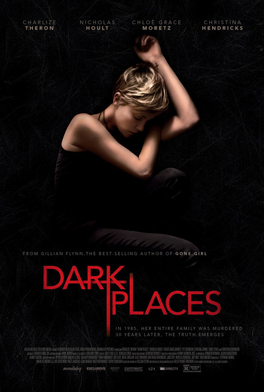 The Film Poster for Dark Places