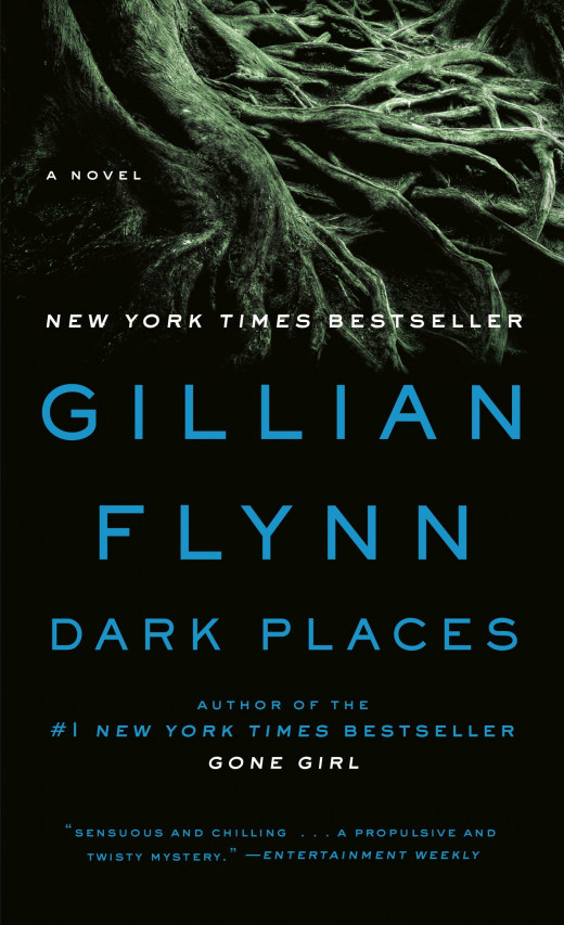 The Book Cover for Dark Places