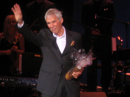 Burt Bacharach in Antwerpen in 2009