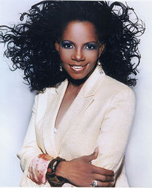 """Interviewing legendary Melba Moore gave new meaning to the term, """"Age ain't nothing but a number""""."""