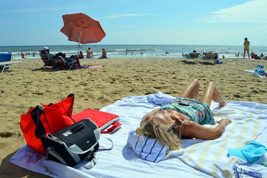 Virginia Beach is a popular getaway even for just a day for many people throughout the region.