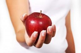 Eat an apple!