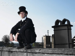 The job of chimney sweep is one job where the sweep deals with customers one-on-one.