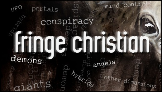 Conspiracies, demons, portals, UFOs and all things paranormal - from a Christian perspective