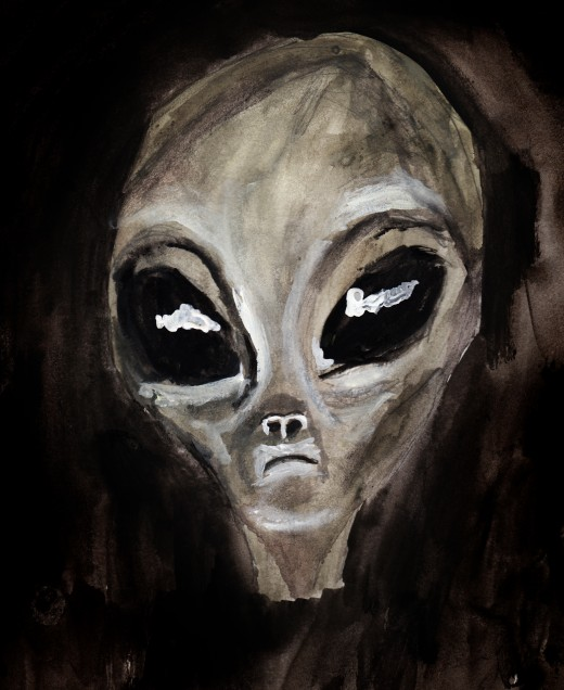 Could aliens actually be demons or fallen angels?