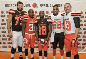 The Browns new jerseys may be the most excitement surrounding this team in 2015.