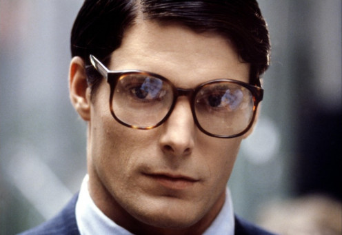 "The late Christopher Reeve who starred in the film revival: ""Super-Man."""