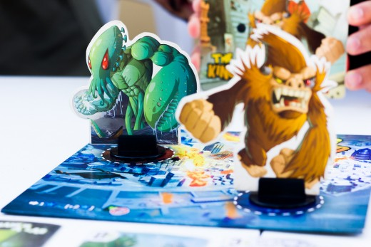 king of Tokyo fight