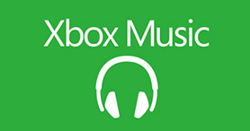 The music streaming service of Microsoft Xbox collection (now rebranded as Microsoft Groove)