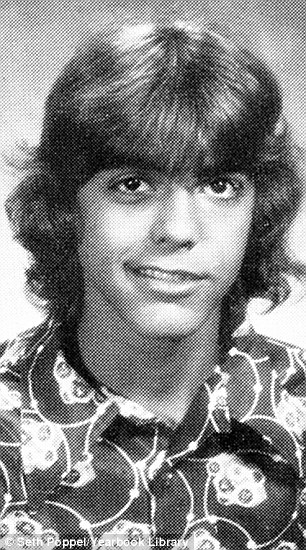 Clooney in his rowdy days.