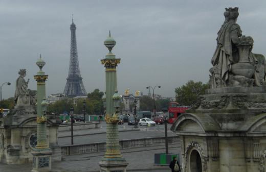 Paris during Parmenides's tenure;  Or perhaps Hemingway's...