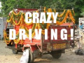 The Crazy Driving In India: WTF!