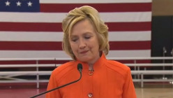 You think Hillary can still possibly be Democratic nominee with little doubt what she has done?
