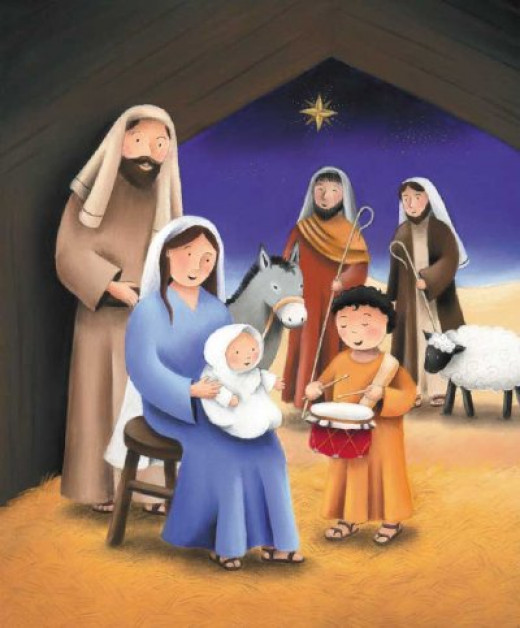 The Little Drummer Boy and the Nazarene