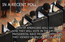 Social Media And Political Memes Will Decide The Fate Of America!
