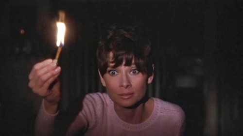 Wait Until Dark Photograph