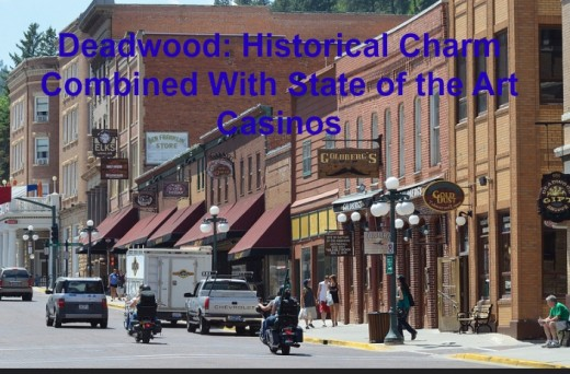 Calamity Jane and Wild Bill Hickok lived colorful lives in the Wild West and are buried in Deadwood.