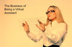 The business of being a virtual assistant