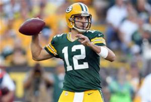 Anything is possible with Aaron Rodgers.