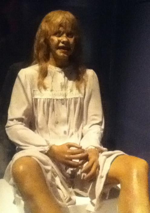 Exorcist Puppet