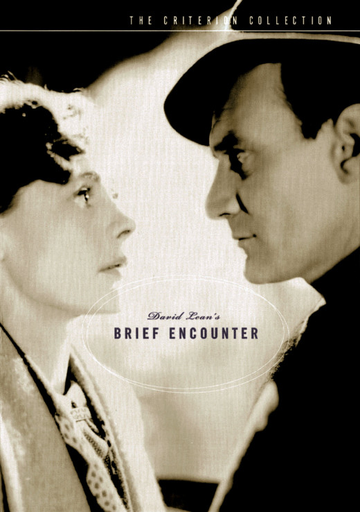 "DVD cover for ""Brief Encounter"""