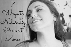 How to Naturally Prevent Acne