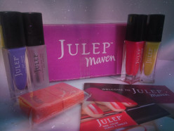 "Is Julep Maven ""Welcome Box"" as exciting as it sounds?"