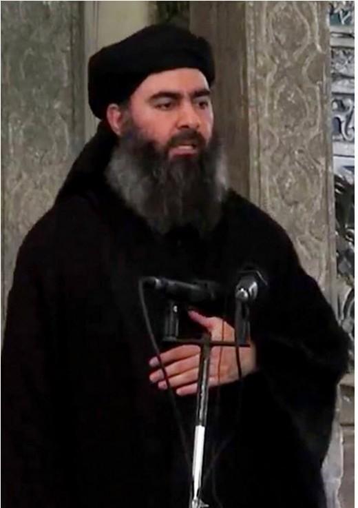 Abu Bakr al Baghadadi