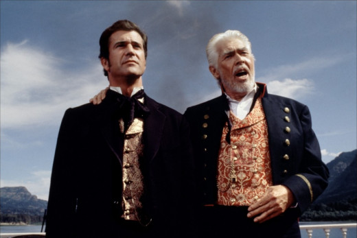 Mel Gibson and Coburn's Maverick (1994) earned one Oscar nomination.