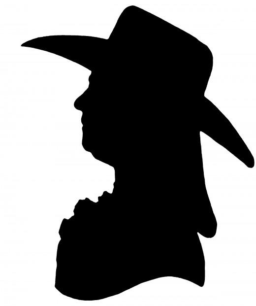 White Watson 1760-1835 Self-Silhouette