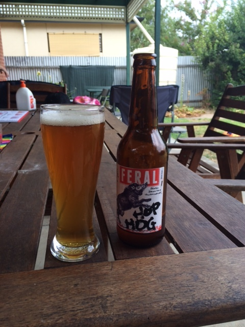 Interesting beer from WA