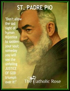 Padre Pio, who suffered the wounds of the stigmata without complaint, was constantly harassed by the devil. However, he remained a devout priest, loved by many.