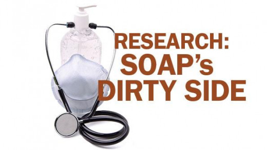 A little investigation reveals the truth about the presence of highly harmful chemicals in soaps