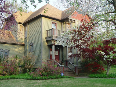 Historic home in Fayetteville