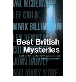 The Mammoth Book of Best British Mysteries: (A Book Review)