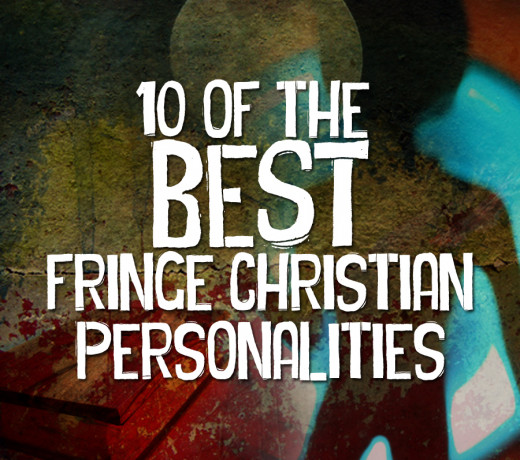 Top ten list of fringe Christian researchers, authors, speakers, teachers and hosts