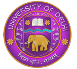 Official Logo of Delhi University