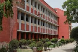 Hans Raj College, Delhi University