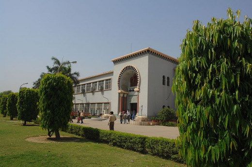 Maulana Azad Library of AMU, The largest library in India
