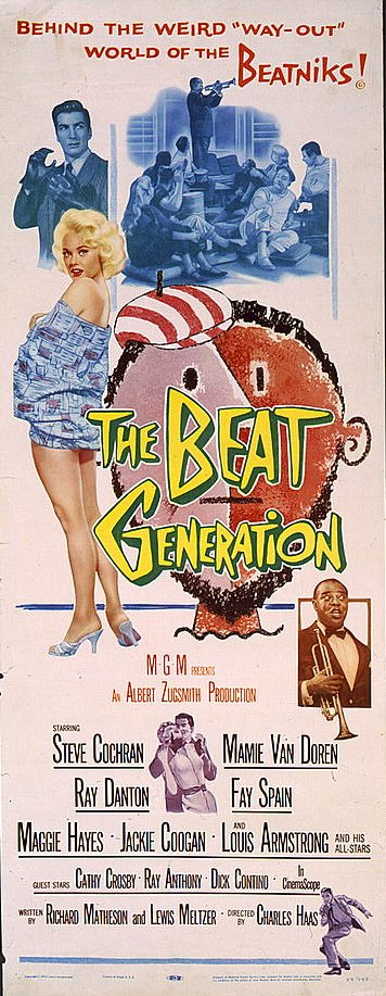 Movie Poster for the Beat Generation