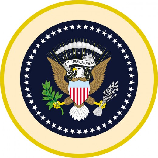 Seal of the USA