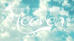 Fundamentals Of Meditation (Part 7. Building Treasures In Heaven)
