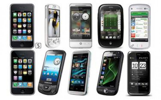 Touch Screen Smart Phones, what is the deal?