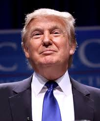 Donald Trump is the undisputed frontrunner for the Republican presidential nomination as of August 27, 2015.