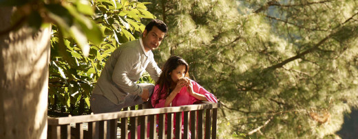Love is in the air at Binsar