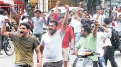 Gujarat Riots - 2015 - Patidar Anaamat Andolan Rally