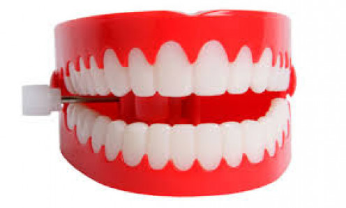 Most folks imagine dentures are this sort. Really there have been enormous advances in the industry. They appear as flexible as a stick of gum and light weight.
